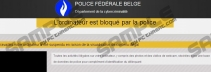 Police Fédérale Belge Virus