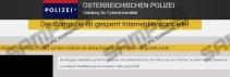 Österreichischen Polizei Virus