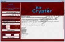 Bitcryptor Virus