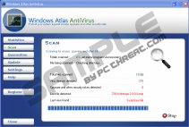Windows Atlas AntiVirus