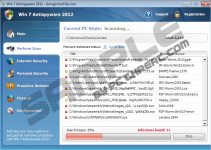 Win 7 Anti-Spyware 2012