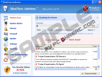 BlueFlare Anti-Virus