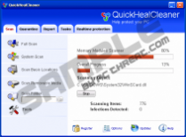 QuickHealCleaner