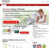 Windows System Defender