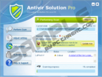 Antivir Solution Pro